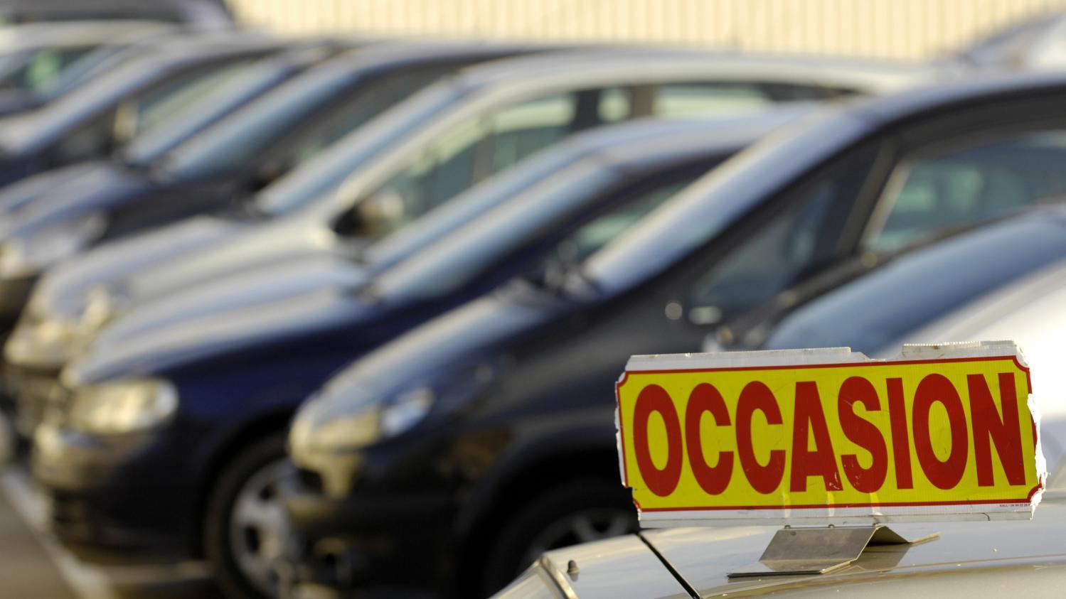 Une première usine pour reconditionner les voitures d'occasion