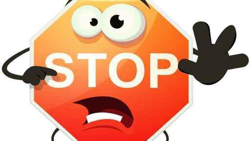 pourquoi les panneaux de stop sont ils octogonaux tv clip art png tv clip art border