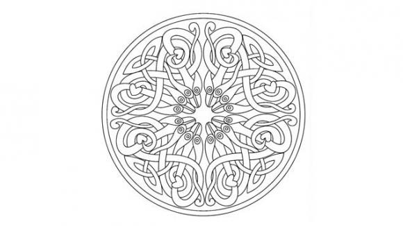 Coloriage Mandala Russe.Le Coloriage Une Autre Maniere De Destresser