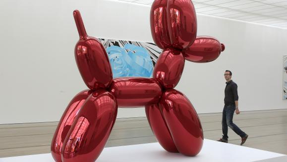 Expliquez nous l art contemporain for Art contemporain sculpture
