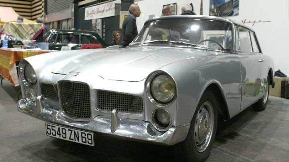 Il y a 50 ans facel vega coulait que reste t il du for Replay interieur sport gignac