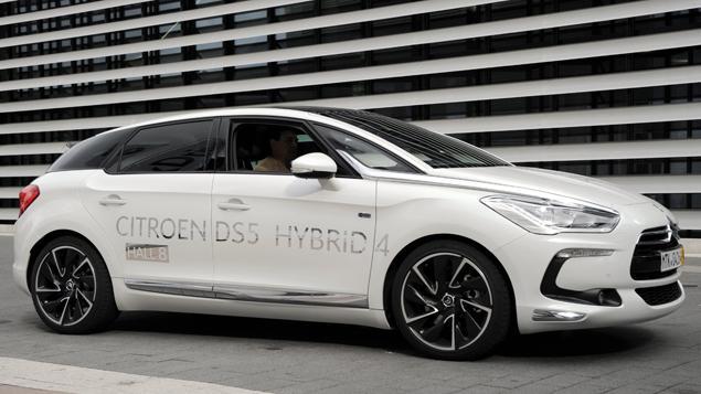 la voiture ds 5 hybrid 4 est elle une bonne voiture. Black Bedroom Furniture Sets. Home Design Ideas