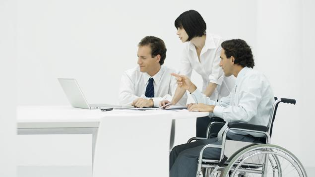 trouver un emploi lorsqu 39 on est une personne en situation de handicap. Black Bedroom Furniture Sets. Home Design Ideas