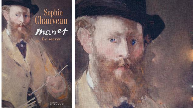 Sophie chauveau manet le secret for Devant le miroir manet