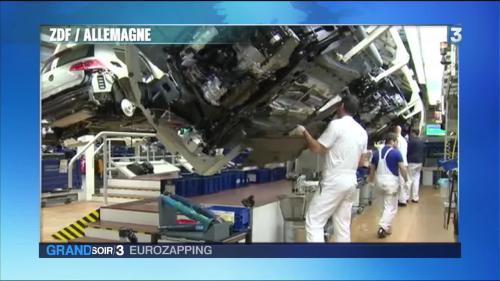 Eurozapping : Volkswagen en guerre avec ses fournisseurs, la Russie privée de Jeux paralympiques