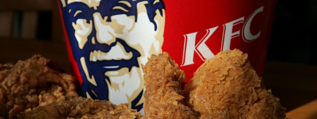 la recette du poulet frit des fast foods kfc enfin. Black Bedroom Furniture Sets. Home Design Ideas