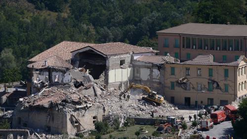 Séisme en Italie : le respect des normes antisismiques en question