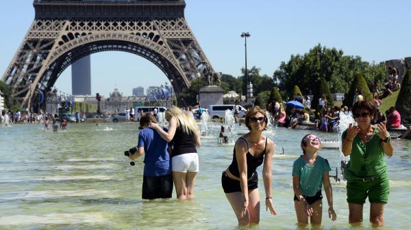 Sept bonnes (et moins bonnes) idées pour trouver le frais à Paris pendant la canicule