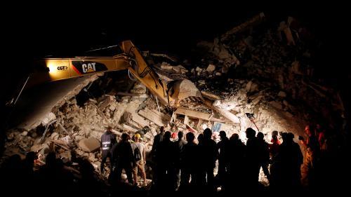 VIDEOS. Le séisme en Italie a fait au moins 159 morts, les recherches se poursuivent
