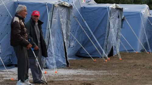 Séisme en Italie : des réfugiés font un don pour les sinistrés
