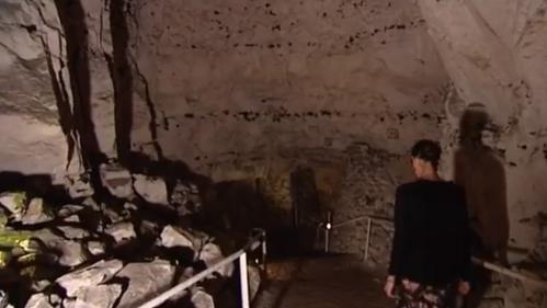 Somme : à la découverte de la cité souterraine de Naours