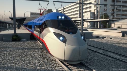 TGV : Alstom à la conquête de la côte est