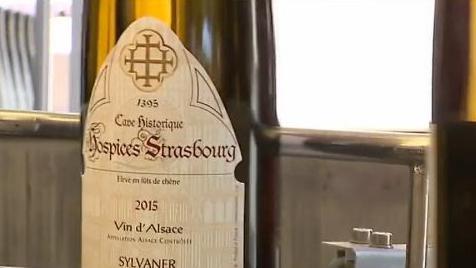 À Strasbourg, le bon vin se déguste à l'hospice