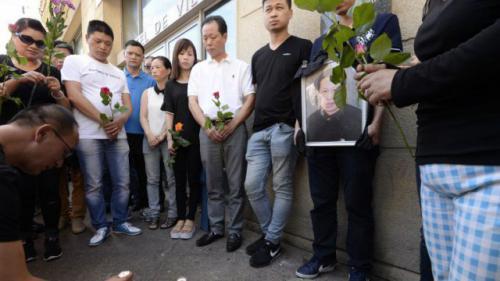 Agressions à répétition : les Chinois donnent de la voix