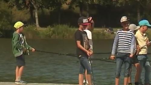 Initiation à la pêche en Charente-Maritime