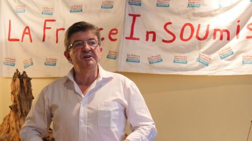 Politique : Jean-Luc Mélenchon en difficulté pour obtenir ses parrainages