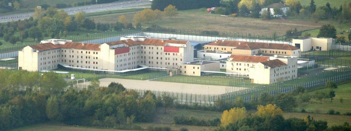 Laprison de Neuvic