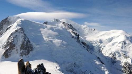 Mont-Blanc : la canicule rend l'ascension dangereuse