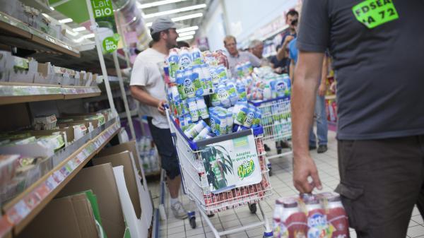 Crise du lait : accord conclu