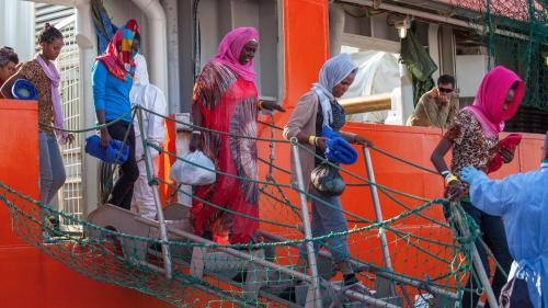 Migrants : nouvel afflux mystérieux en Italie