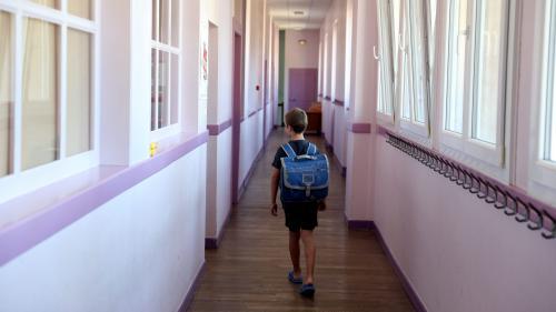 """Rentrée scolaire : """"On parle de sécurité, mais pas beaucoup de pédagogie"""""""