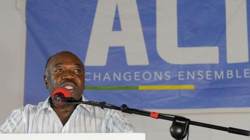 Ali Bongo officiellement réélu président du Gabon, son rival conteste les résultats