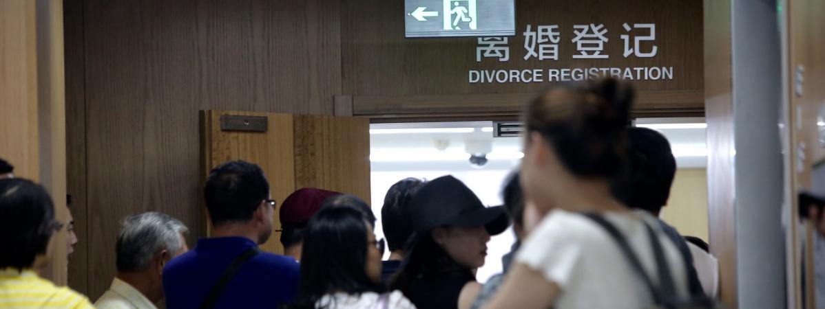 a shanghai les couples divorcent pour investir dans l immobilier