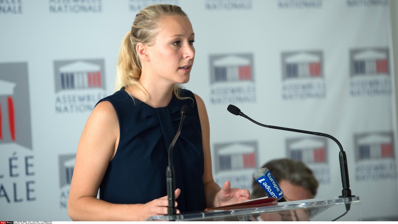 Marion Maréchal-Le Pen regrette les calculs politiciens