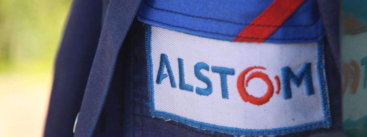 Les salariés de l'usine Alstom de Belfort ont appris, mercredi 7 juillet, l'arrêt de la construction de trains sur leur site.