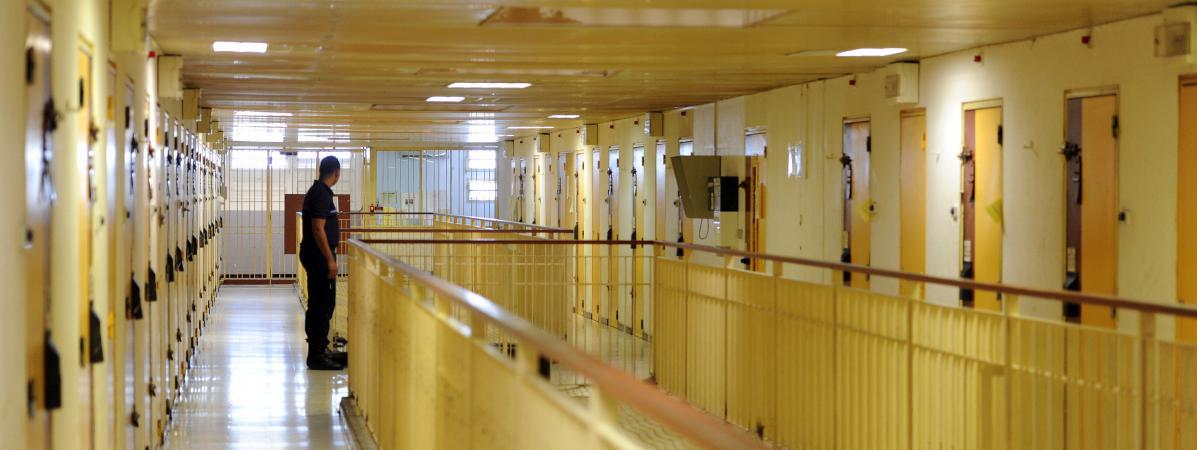 Les 188 prisons françaises comptent au total près de 1 400 détenus considérés comme radicaux, selon le ministère de la Justice(Photo d'illustration)