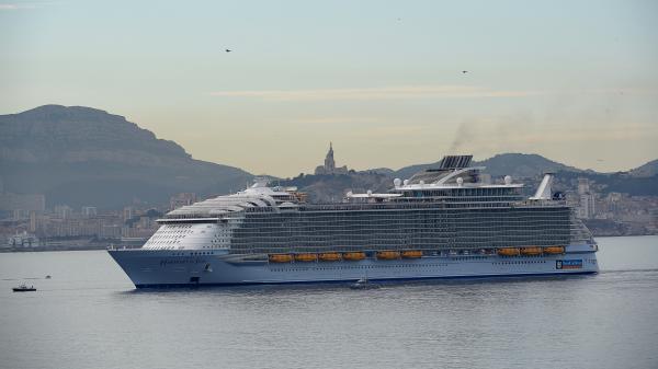 Marseille : la pollution des bateaux de croisière pose problème