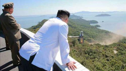 La Corée du Nord affirme avoir testé un moteur de fusée
