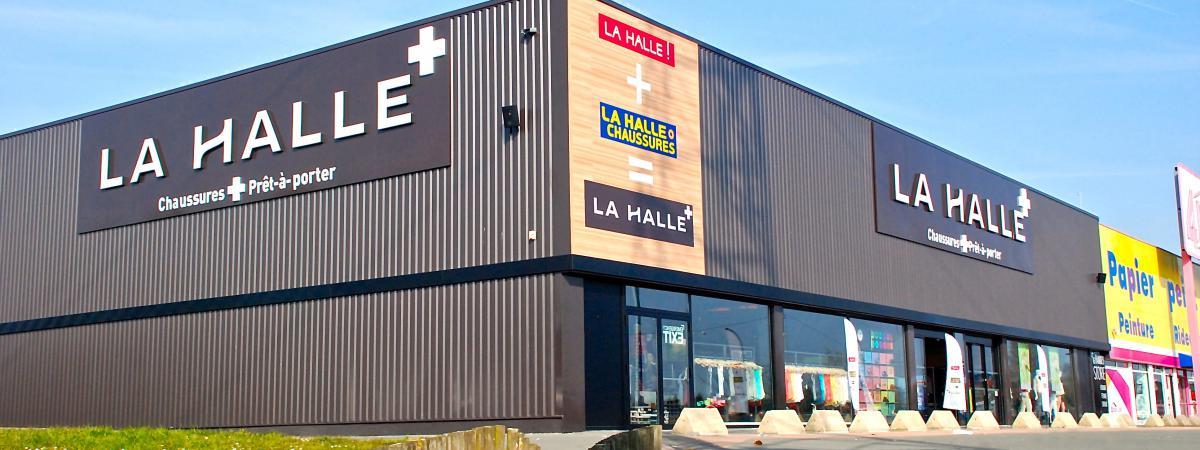 online here presenting stable quality Vivarte va céder 100 magasins La Halle aux chaussures