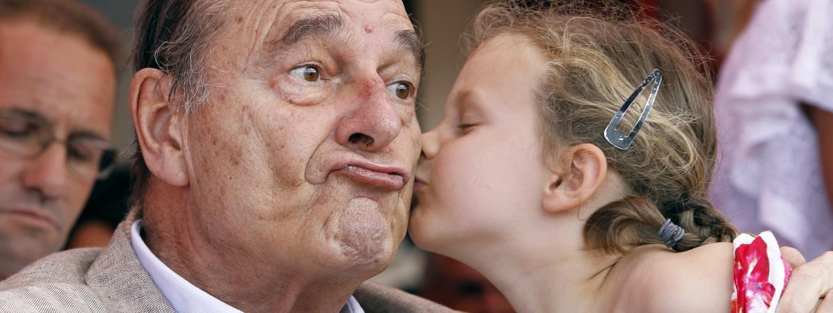 EN IMAGES. Trente photos cultes de Jacques Chirac