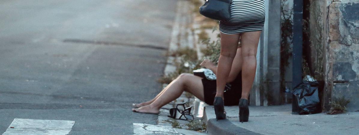 Des prostituées sénégalaises