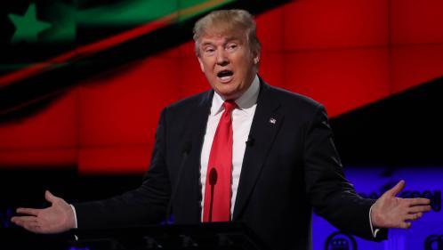 VIDEO. Présidentielle américaine : à quoi ressemble un débat avec Donald Trump ?