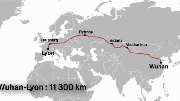 21 avril 2016   «une nouvelle route ferroviaire s  ouvre vers la Chine faa3517e160