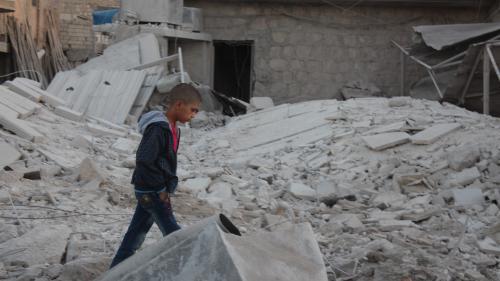 VIDEOS. L'ampleur du calvaire des habitants d'Alep en images
