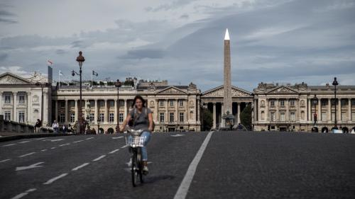 VIDEO. Data culte : Paris et la voiture, une histoire d'amour contrariée