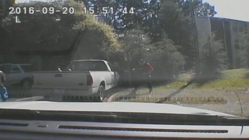 Charlotte : la police publie des vidéos de la mort de Keith Scott