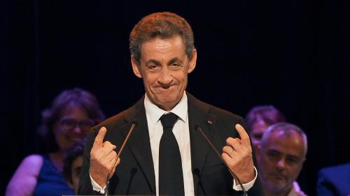 """Sarkozy précise que """"nos ancêtres"""" sont """"les Gaulois"""" mais aussi les """"tirailleurs musulmans"""""""