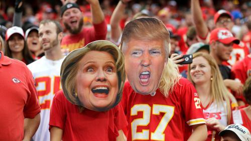 Comment Donald Trump et Hillary Clinton ont préparé leur débat