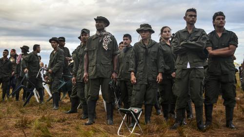 Colombie : l'UE va suspendre les Farc de sa liste des organisations terroristes