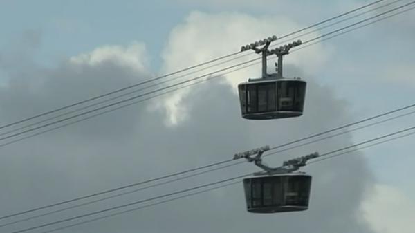 Brest : le téléphérique entrera en service dans un mois