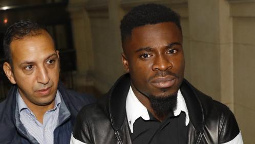 Le footballeur Serge Aurier condamné à deux mois de prison ferme pour violences volontaires