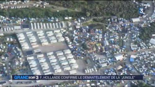 Calais : le démantèlement de la jungle est-il la solution ?
