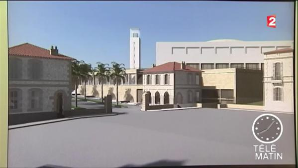 La Grande Mosquée de Marseille  : un projet enterré