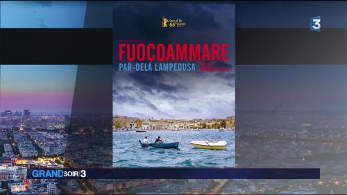 """""""Fuocoammare"""" : les deux visages de Lampedusa"""