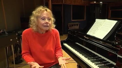Chanson française : Isabelle Aubret tire sa révérence