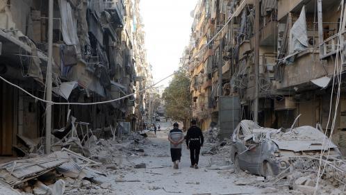 Syrie : pourquoi la bataille d'Alep est-elle si importante ?